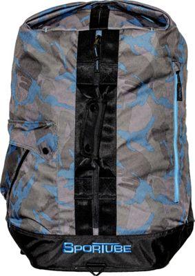 Sportube Overnighter Duffle Bag Camo - Sportube Gym Duffels