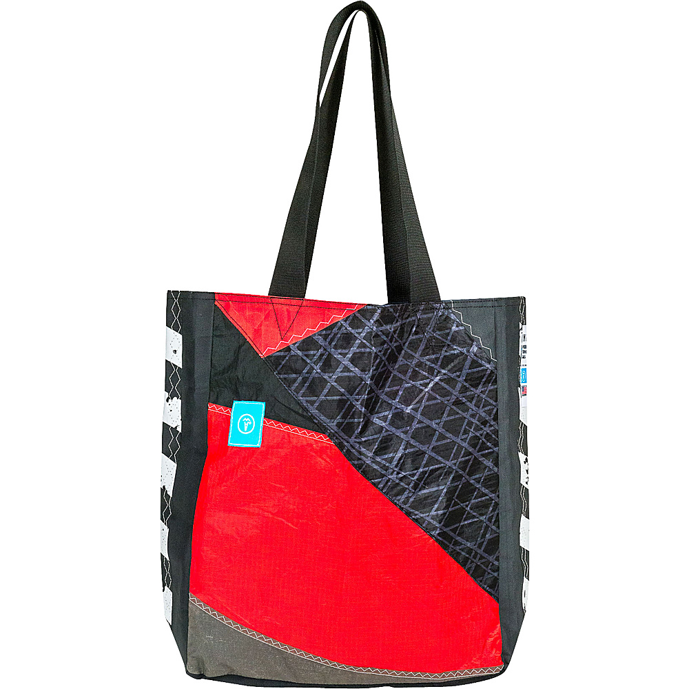 Mafia Bags Classic Tote Red Brick Mafia Bags All Purpose Totes
