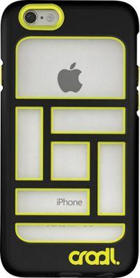 cradl. iPhone 6/6s Blocks Case Jet/Lightning - cradl. Electronic Cases