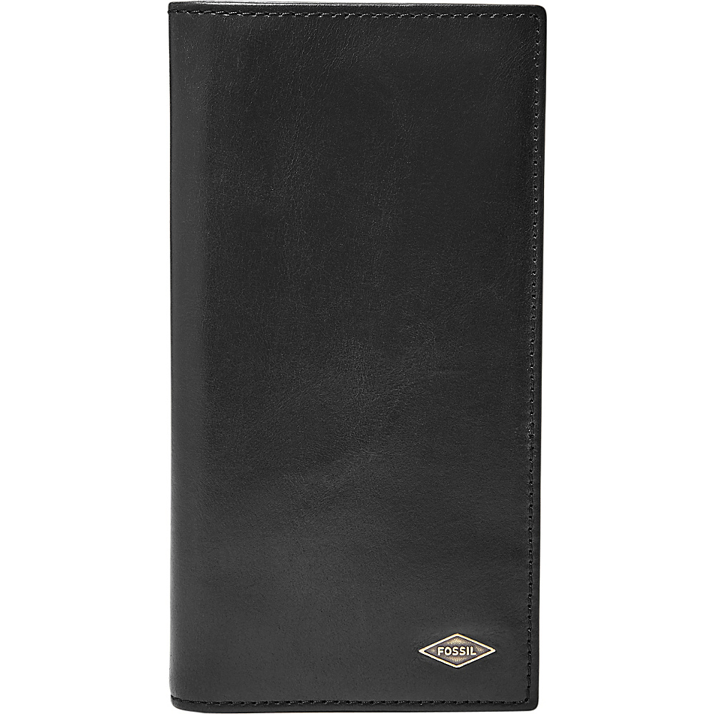 Fossil Ryan RFID Executive Black - Fossil Mens Wallets - Work Bags & Briefcases, Men's Wallets