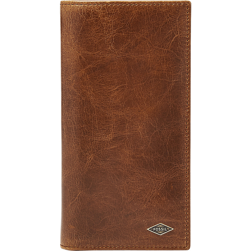Fossil Ryan RFID Executive Brown - Fossil Mens Wallets - Work Bags & Briefcases, Men's Wallets
