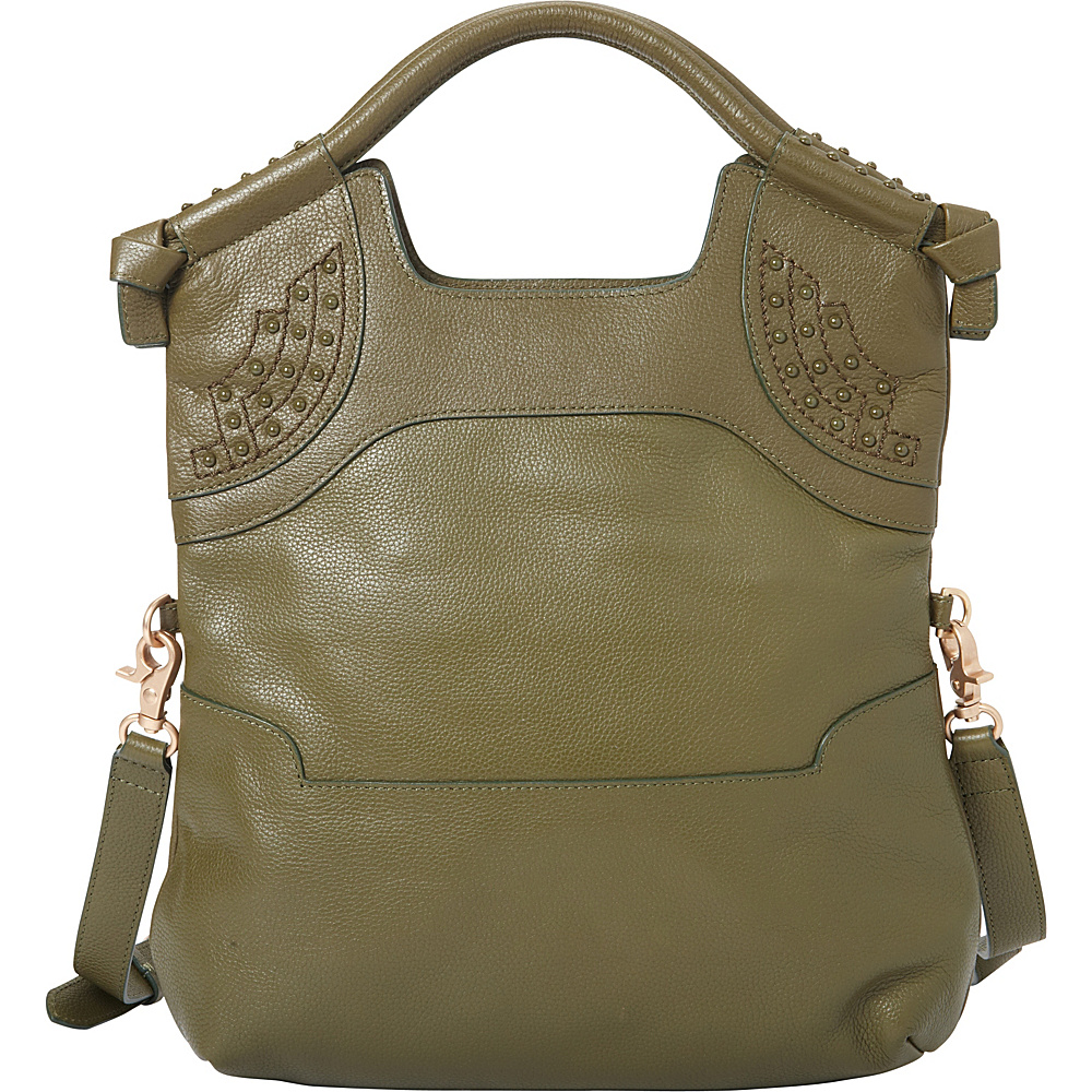 Foley Corinna Stevie Lady Tote Moss Foley Corinna Designer Handbags