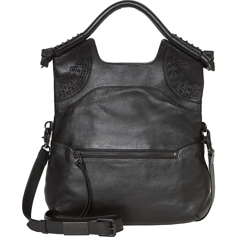 Foley Corinna Stevie Lady Tote Black Foley Corinna Designer Handbags