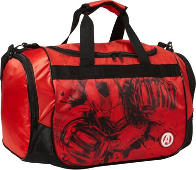 Hello Kitty Golf Hello Kitty Golf Iron Man Duffel Bag Red - Hello Kitty Golf Gym Duffels