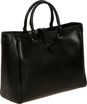 BRIC'S Varese Sofia Travel Tote Black - BRIC'S Women's Business Bags