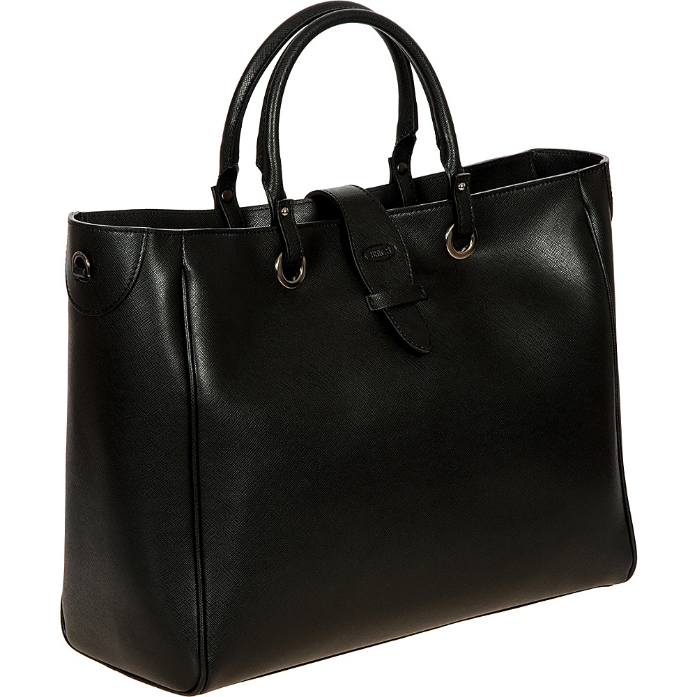 BRIC S Varese Sofia Travel Tote Black BRIC S Women s Business Bags