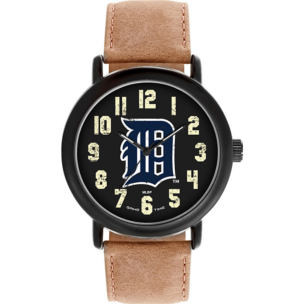Game Time MLB Throwback Watch Detroit Tigers - Game Time Watches - Fashion Accessories, Watches