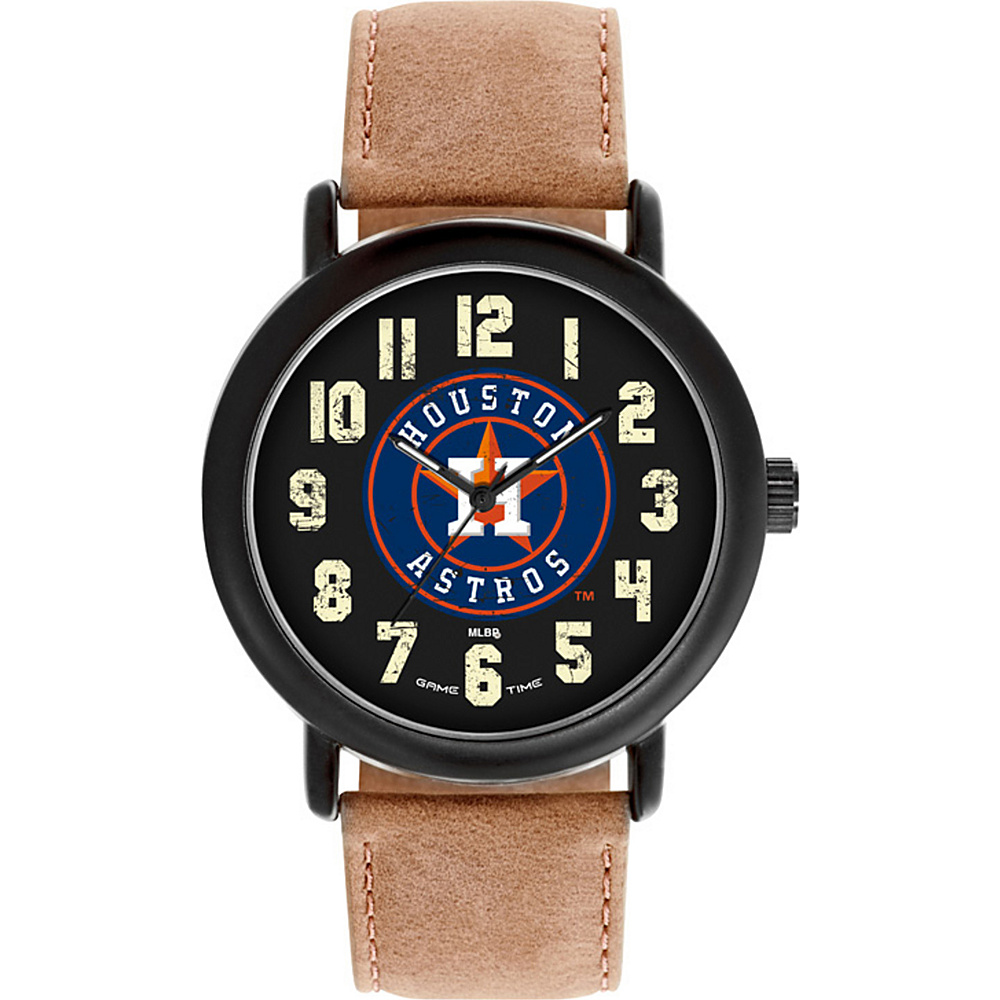 Game Time MLB Throwback Watch Houston Astros - Game Time Watches - Fashion Accessories, Watches
