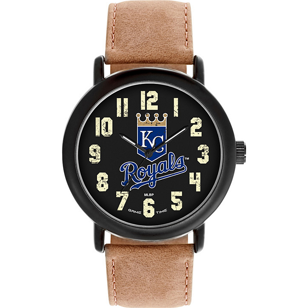 Game Time MLB Throwback Watch Kansas City Royals - Game Time Watches - Fashion Accessories, Watches