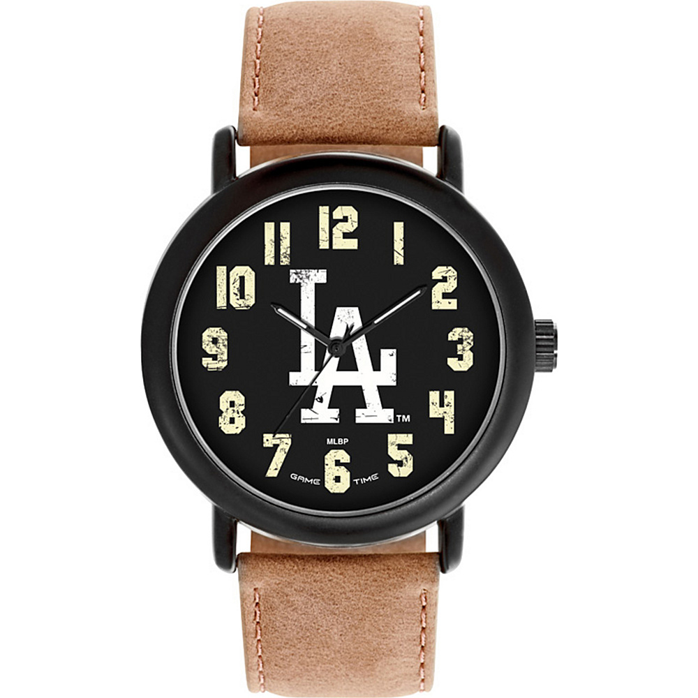 Game Time MLB Throwback Watch Los Angeles Dodgers - Game Time Watches - Fashion Accessories, Watches