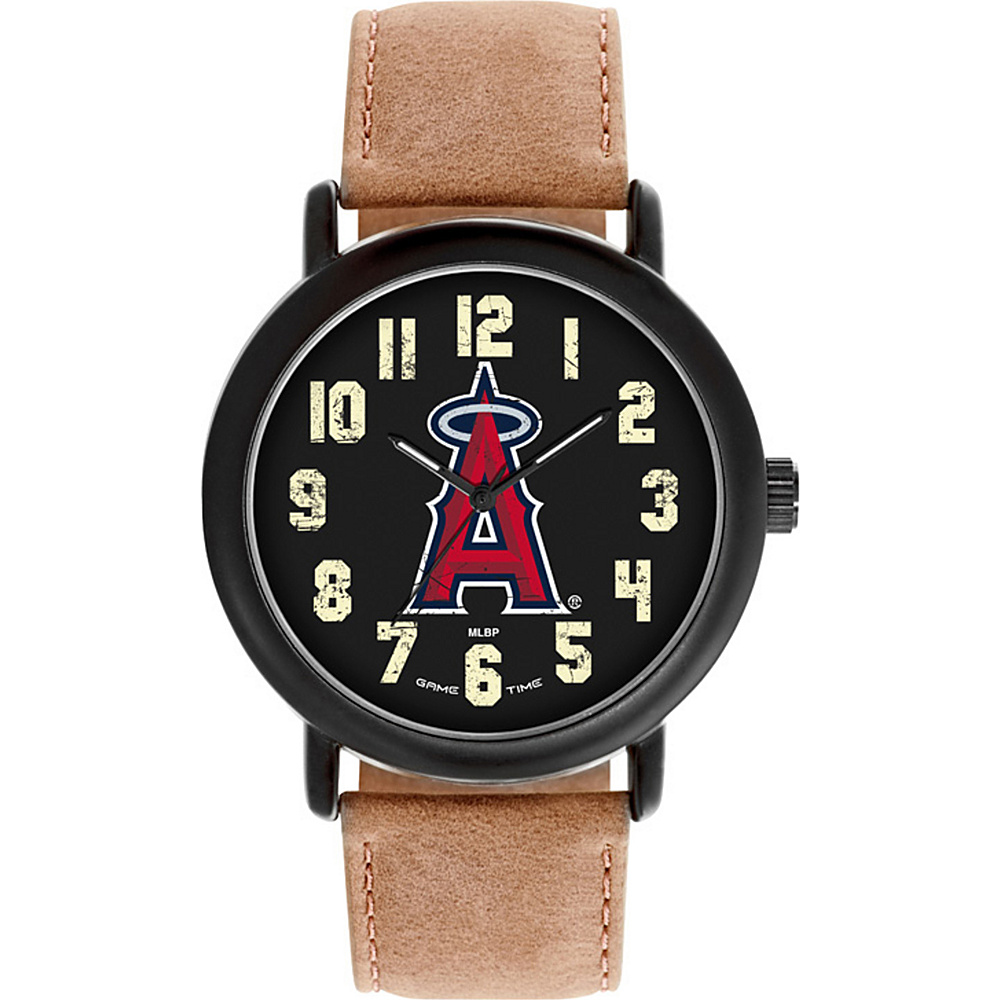 Game Time MLB Throwback Watch Los Angeles Angels - Game Time Watches - Fashion Accessories, Watches