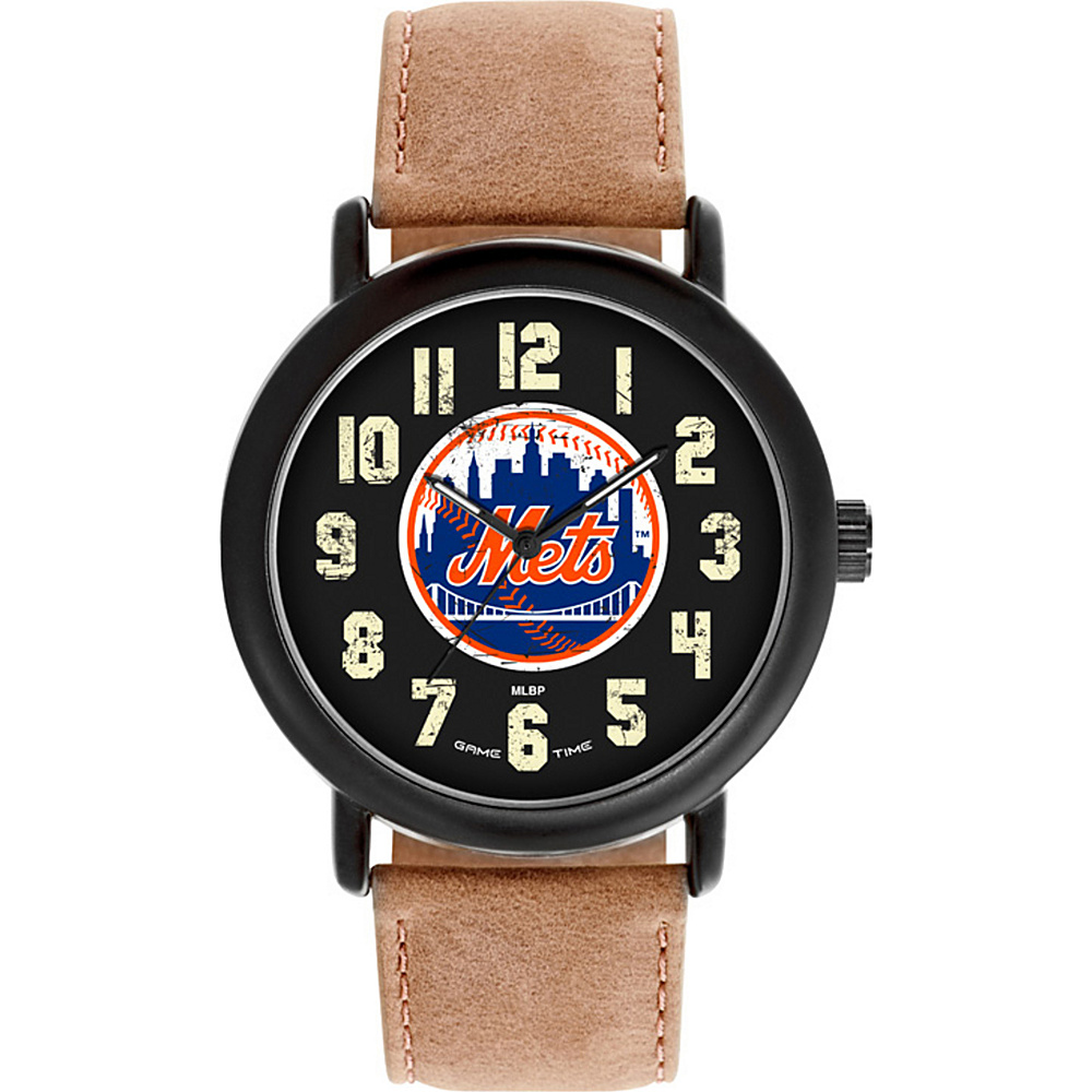 Game Time MLB Throwback Watch New York Mets - Game Time Watches - Fashion Accessories, Watches