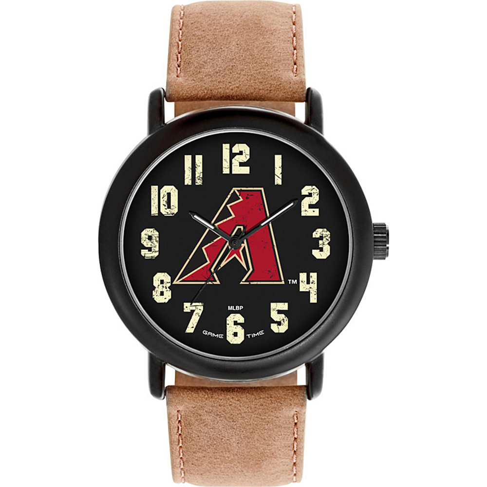Game Time MLB Throwback Watch Arizona Diamondbacks - Game Time Watches - Fashion Accessories, Watches