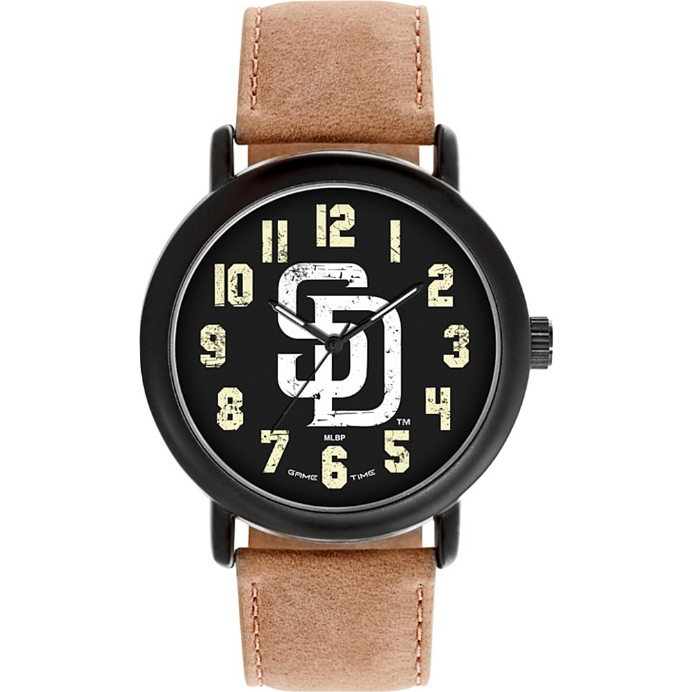 Game Time MLB Throwback Watch San Diego Padres - Game Time Watches - Fashion Accessories, Watches