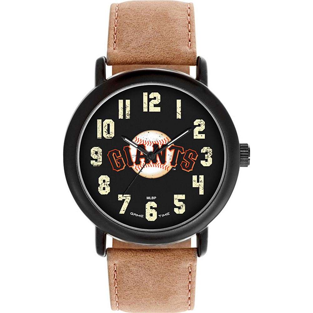 Game Time MLB Throwback Watch San Francisco Giants - Game Time Watches - Fashion Accessories, Watches