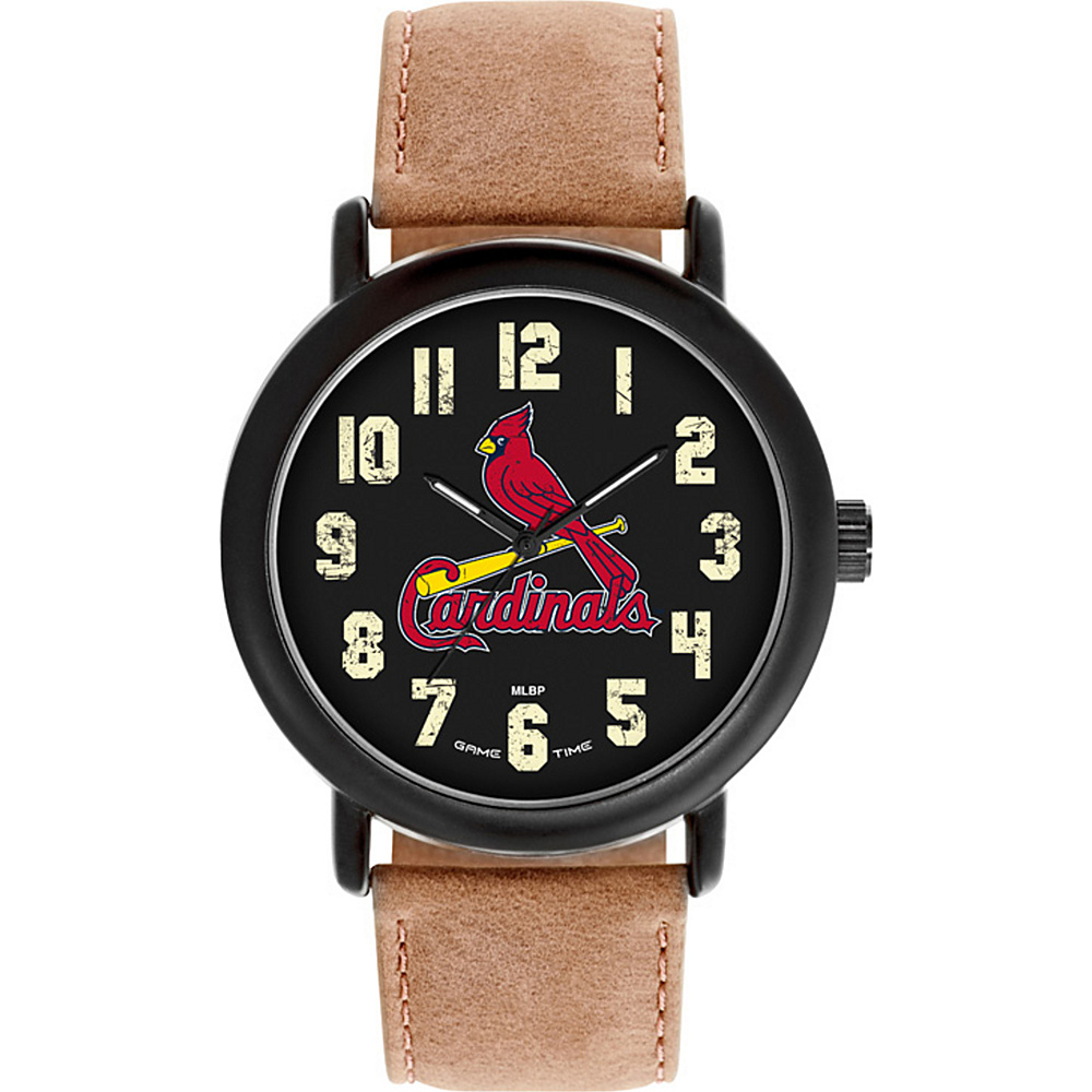 Game Time MLB Throwback Watch St Louis Cardinals - Game Time Watches - Fashion Accessories, Watches