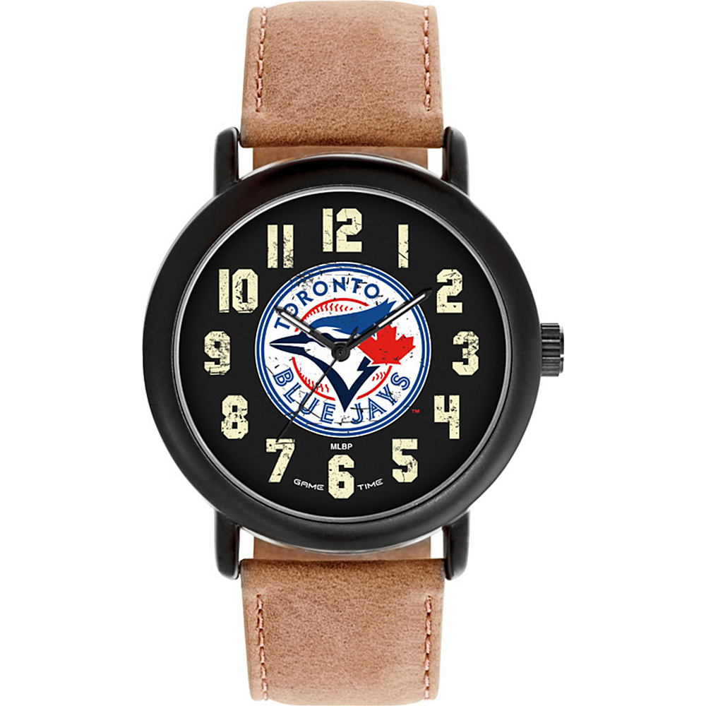 Game Time MLB Throwback Watch Toronto Blue Jays - Game Time Watches - Fashion Accessories, Watches