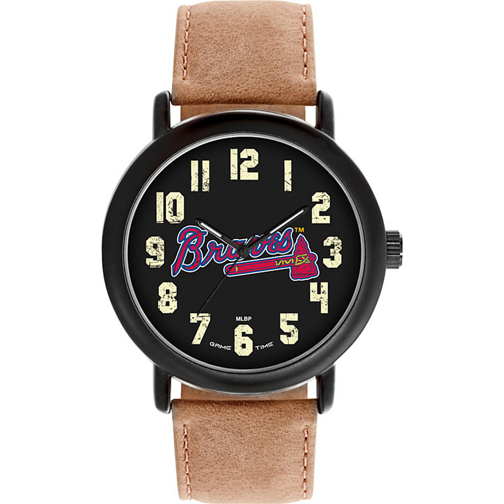 Game Time MLB Throwback Watch Atlanta Braves - Game Time Watches - Fashion Accessories, Watches