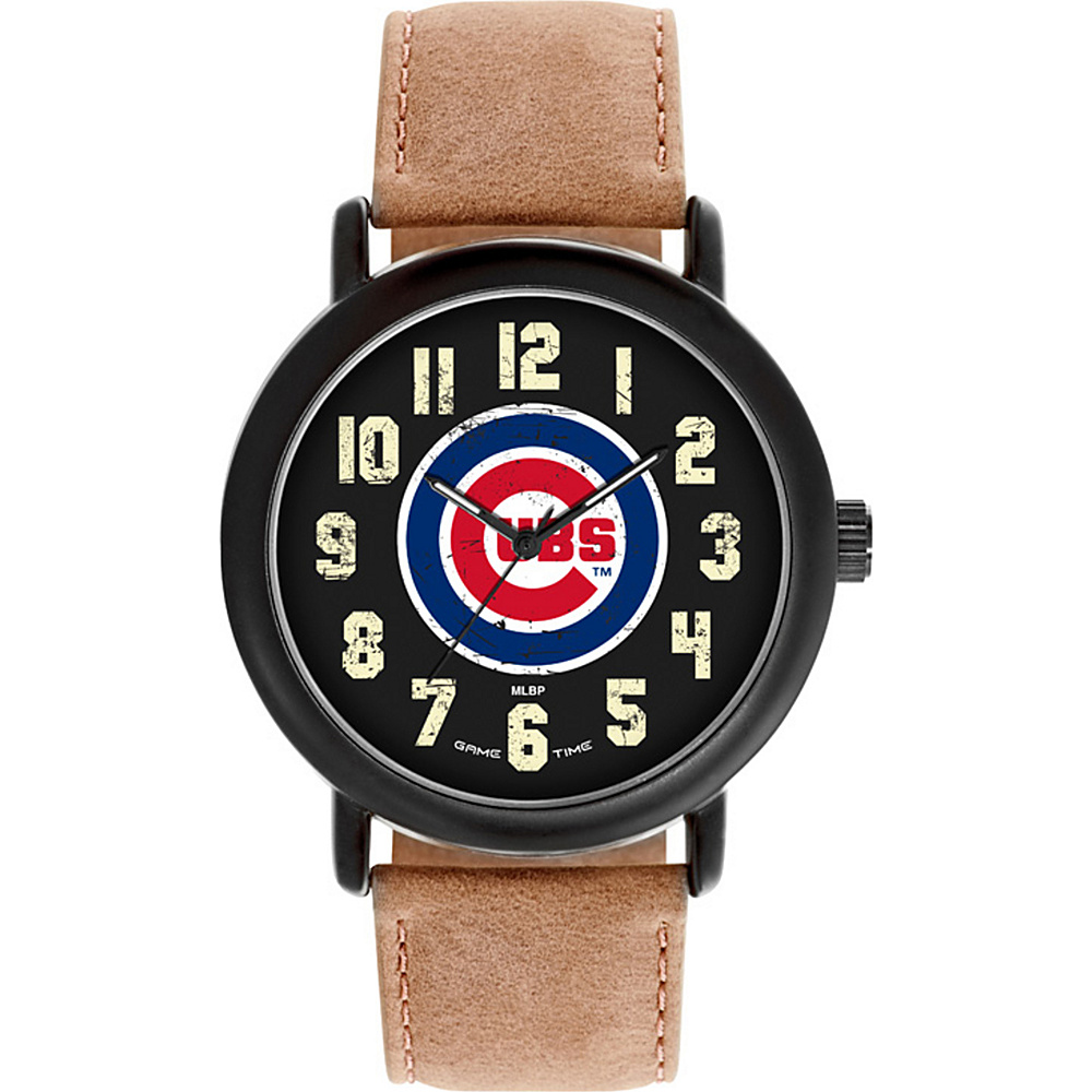 Game Time MLB Throwback Watch Chicago Cubs - Game Time Watches - Fashion Accessories, Watches