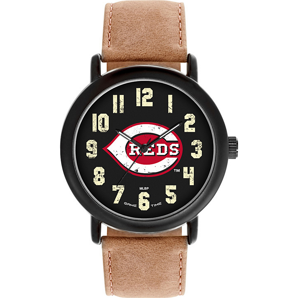 Game Time MLB Throwback Watch Cincinnati Reds - Game Time Watches - Fashion Accessories, Watches