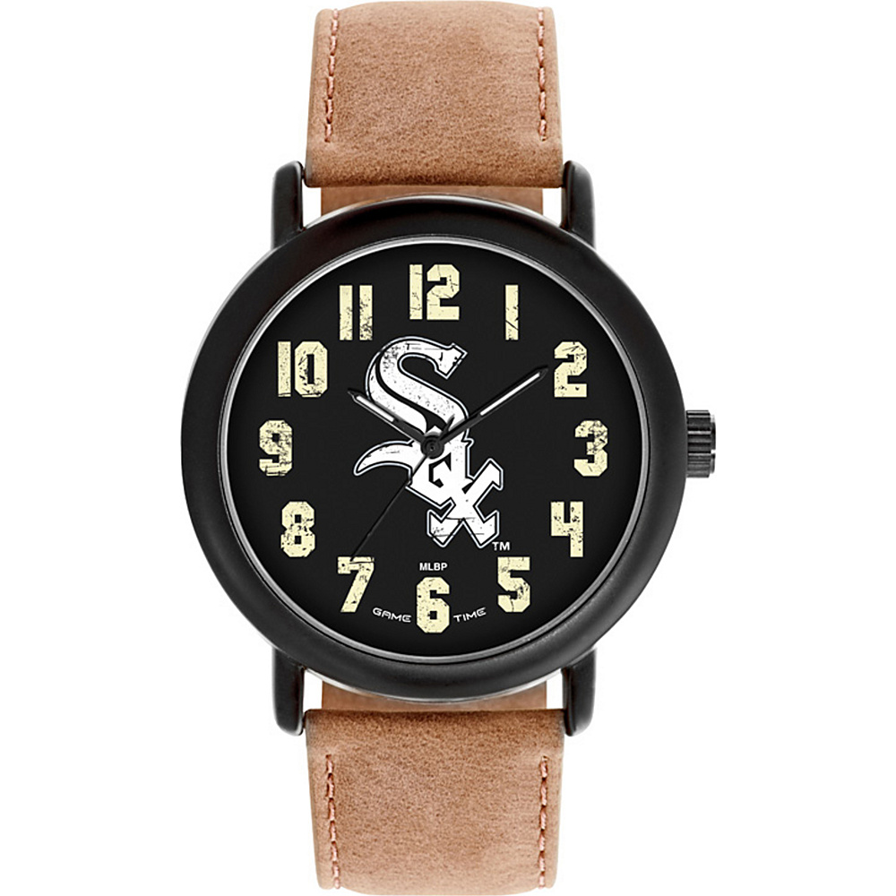 Game Time MLB Throwback Watch Chicago White Sox - Game Time Watches - Fashion Accessories, Watches