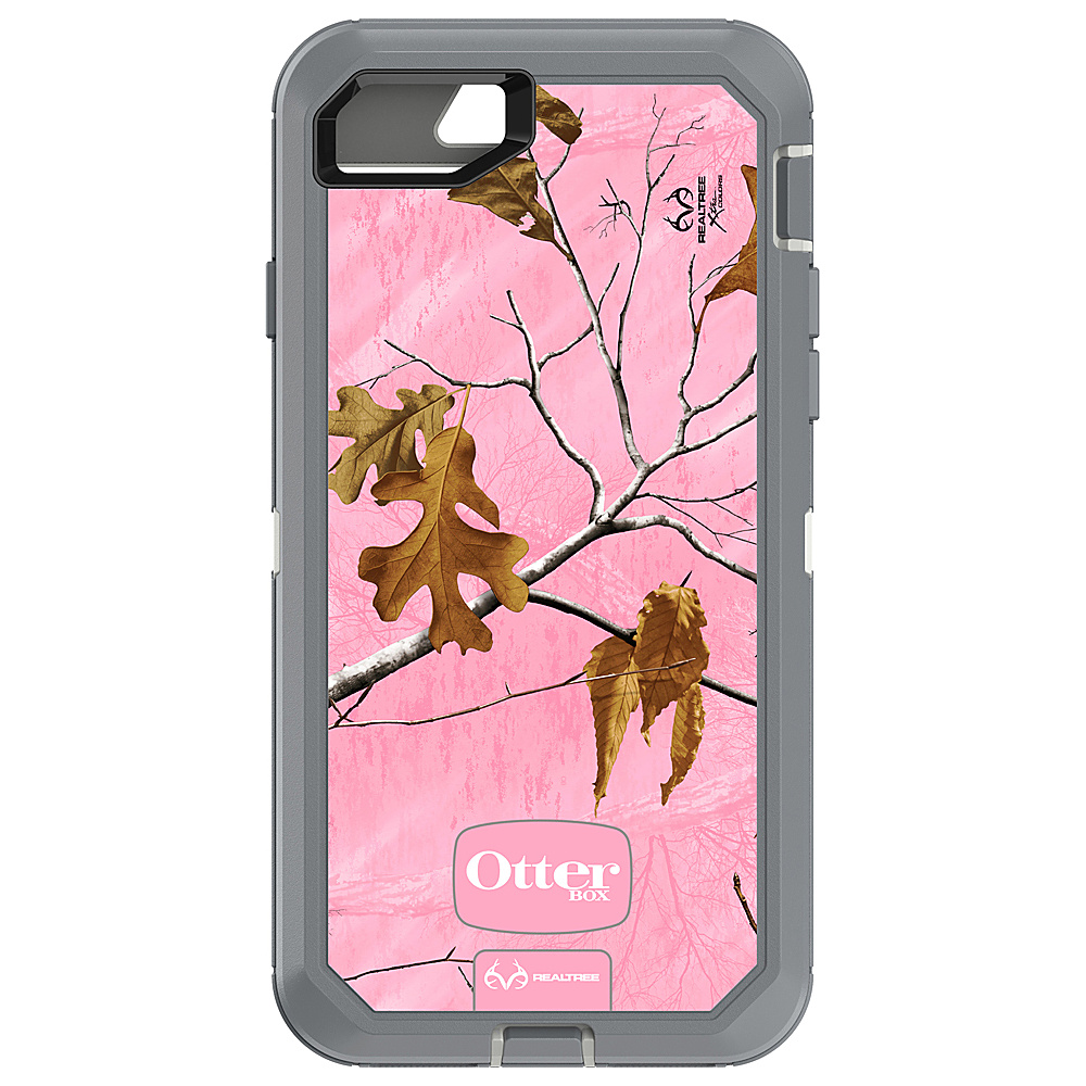 Otterbox Ingram iPhone 7 Defender Series Realtree Case Xtra Pink Otterbox Ingram Electronic Cases