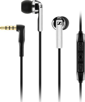 Sennheiser CX200i Mobile iOS In-Ear Canal Headphones Black - Sennheiser Headphones & Speakers