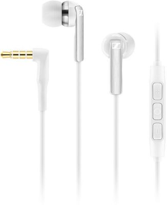 Sennheiser CX200i Mobile iOS In-Ear Canal Headphones White - Sennheiser Headphones & Speakers