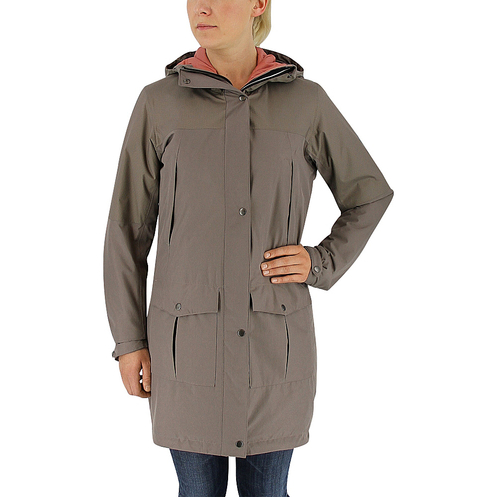 adidas apparel Womens Climaproof Insulated Parka S Tech Earth adidas apparel Women s Apparel