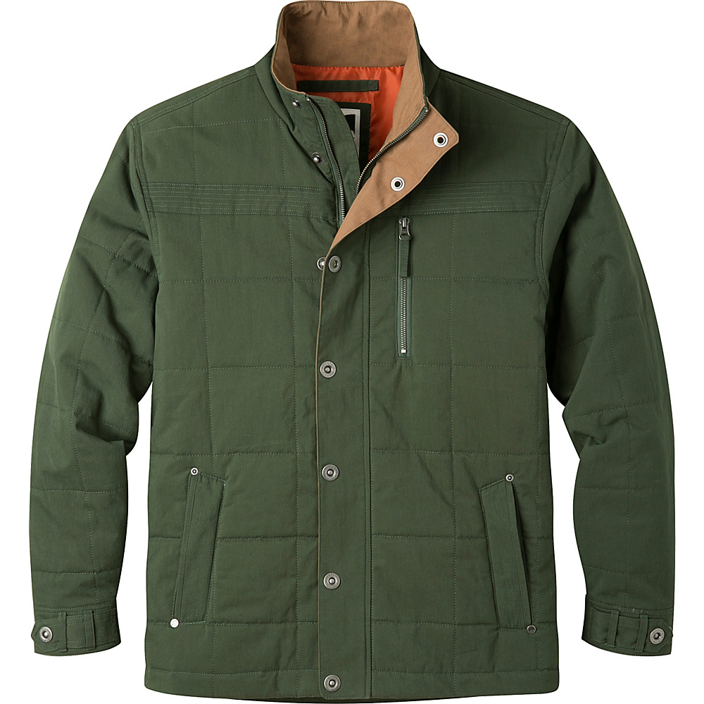 Mountain Khakis Swagger Jacket L - Rainforest - Mountain Khakis Mens Apparel - Apparel & Footwear, Men's Apparel