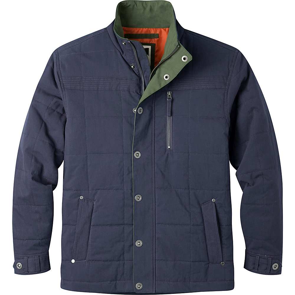 Mountain Khakis Swagger Jacket XL - Navy - Mountain Khakis Mens Apparel - Apparel & Footwear, Men's Apparel