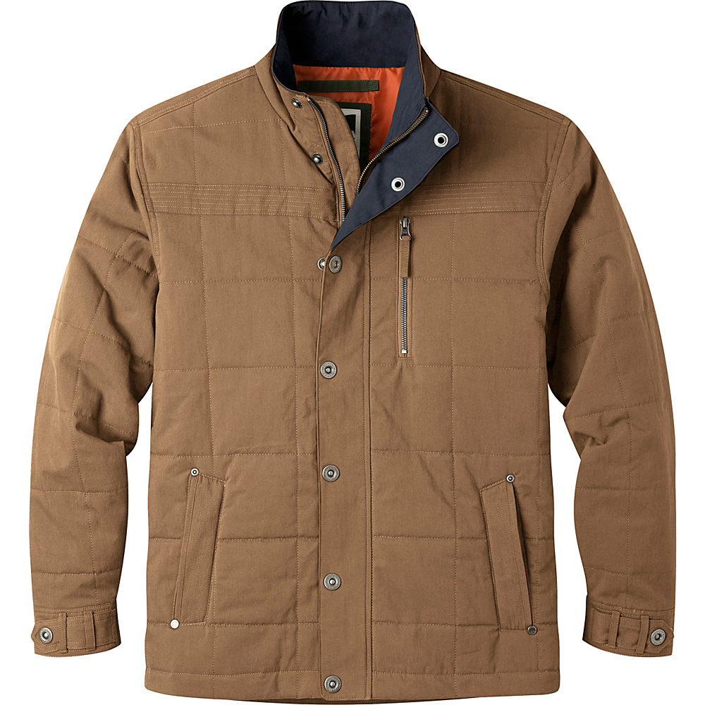 Mountain Khakis Swagger Jacket 2XL - Tobacco - Mountain Khakis Mens Apparel - Apparel & Footwear, Men's Apparel