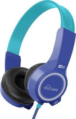 MEE Audio Kidjamz Safe Listening Headphones for Kids Blue - MEE Audio Headphones & Speakers