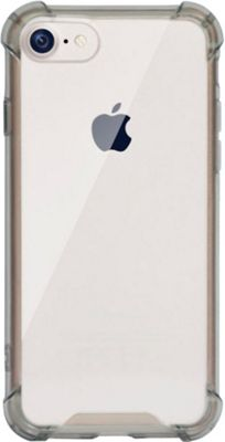 LAX Gadgets iPhone 7 Clear Case Carbon Black - LAX Gadgets Electronic Cases