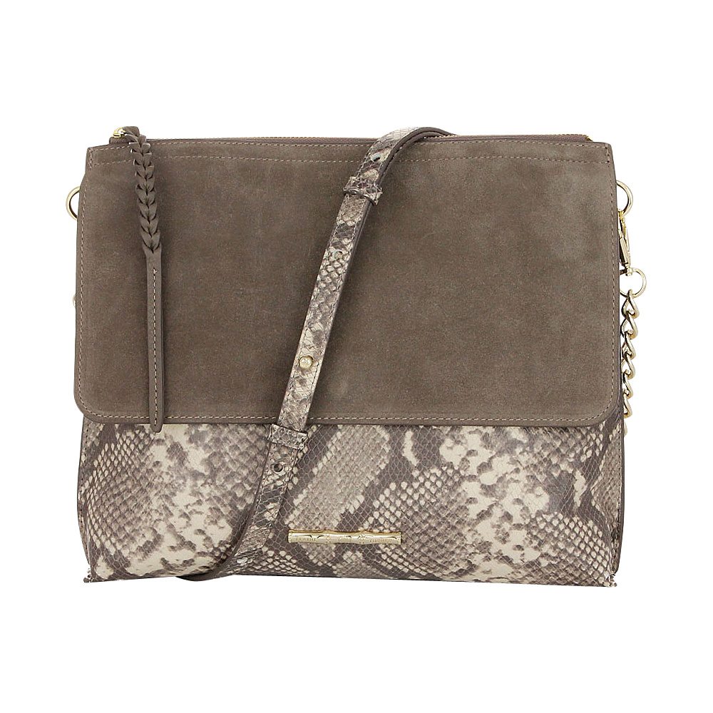 Elaine Turner Jax Crossbody Prairie Snake Elaine Turner Designer Handbags