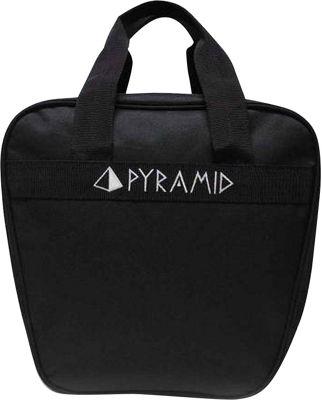 Pyramid Prime One Single Tote Bowling Bag Black - Pyramid Bowling Bags