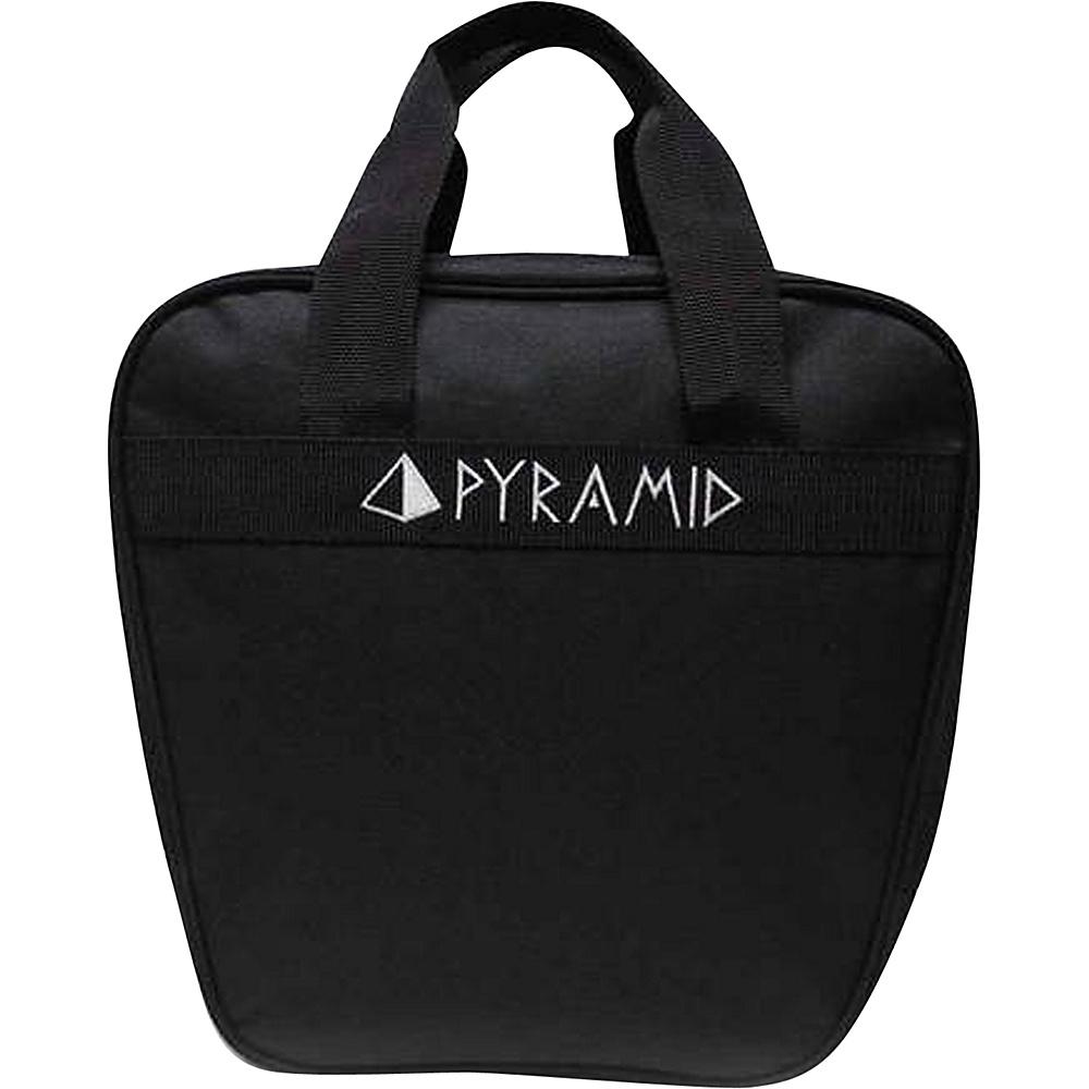 Pyramid Prime One Single Tote Bowling Bag Black Pyramid Bowling Bags