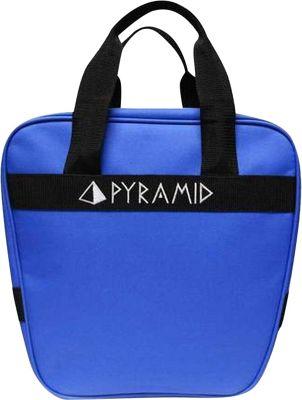 Pyramid Prime One Single Tote Bowling Bag Blue - Pyramid Bowling Bags