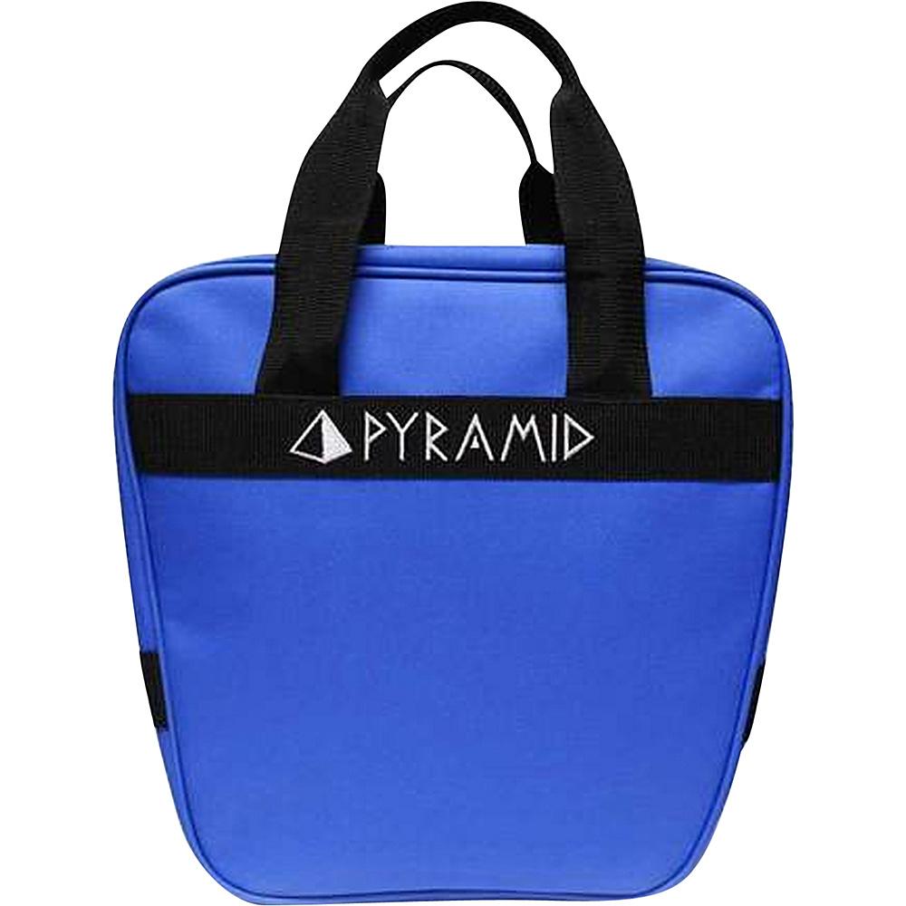 Pyramid Prime One Single Tote Bowling Bag Blue Pyramid Bowling Bags