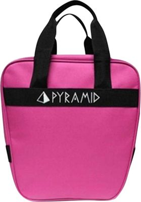Pyramid Prime One Single Tote Bowling Bag Pink - Pyramid Bowling Bags