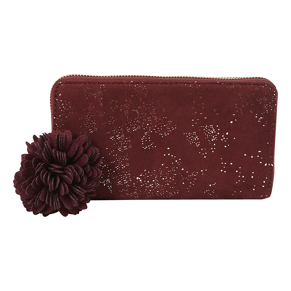 deux lux Dreamland Wallet Wine deux lux Women s Wallets