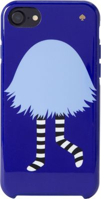 kate spade new york Make Your Own Monster iPhone 7 Case Blue Multi - kate spade new york Electronic Cases