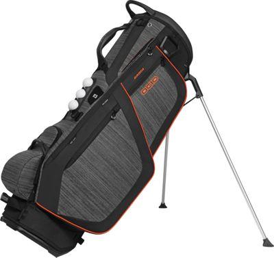 OGIO Grom Stand Bag Gray Noise/Burst - OGIO Golf Bags 10510160