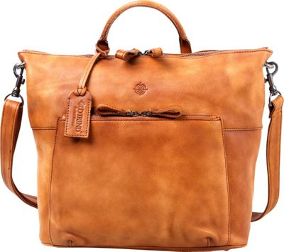 Old Trend Sunny Grove Crossbody Chestnut - Old Trend Leather Handbags