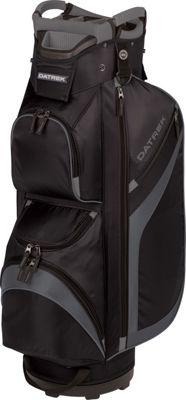 Datrek DG Lite II Cart Bag Black/Charcoal - Datrek Golf Bags