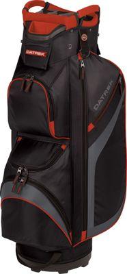 Datrek DG Lite II Cart Bag Black/Charcoal/Red - Datrek Golf Bags