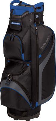 Datrek DG Lite II Cart Bag Black/Charcoal/Royal - Datrek Golf Bags
