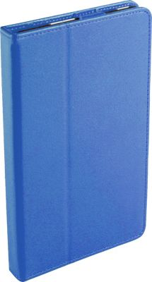 Digital Treasures Props Folio Case for 7 inch Kindle Fire Blue - Digital Treasures Electronic Cases