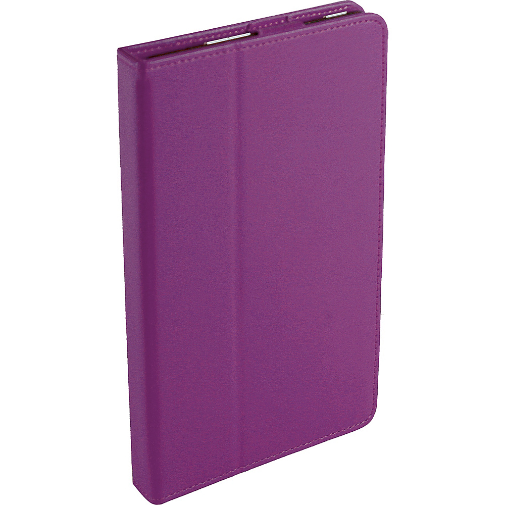 Digital Treasures Props Folio Case for 7 Kindle Fire Purple Digital Treasures Electronic Cases