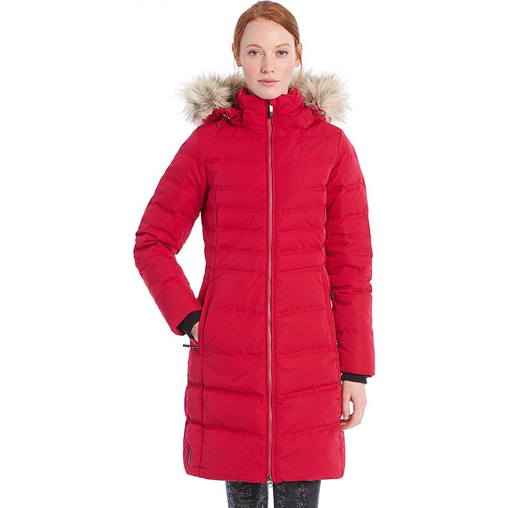 Lole Katie Jacket S - Red Sea - Lole Womens Apparel - Apparel & Footwear, Women's Apparel